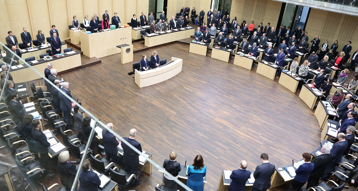 Plenum Bundesrat