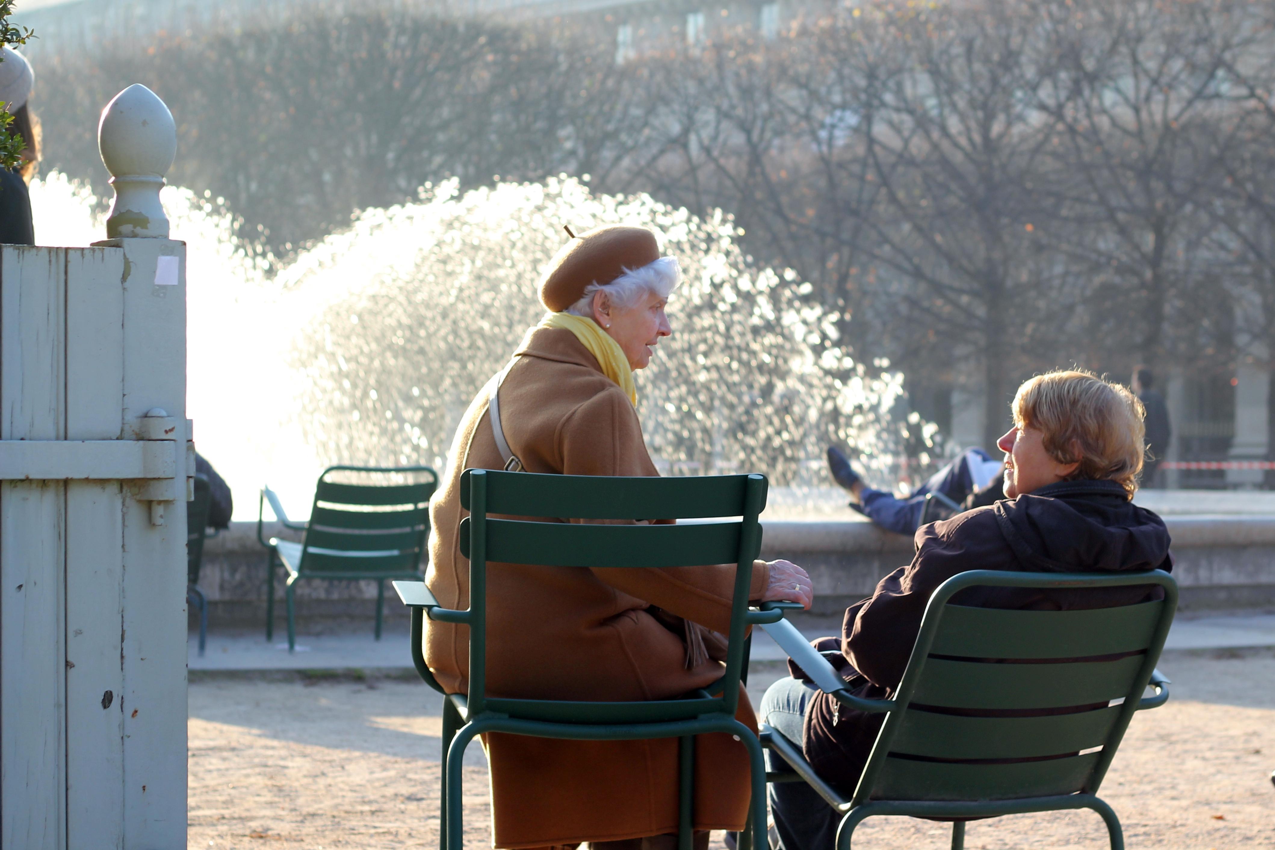 Senioren in Deutschland