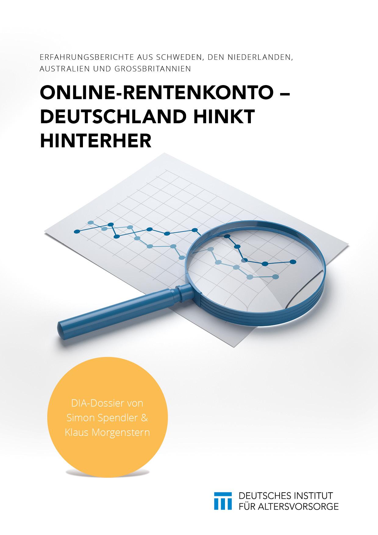 Vorschlag für ein Online-Rentenkonto