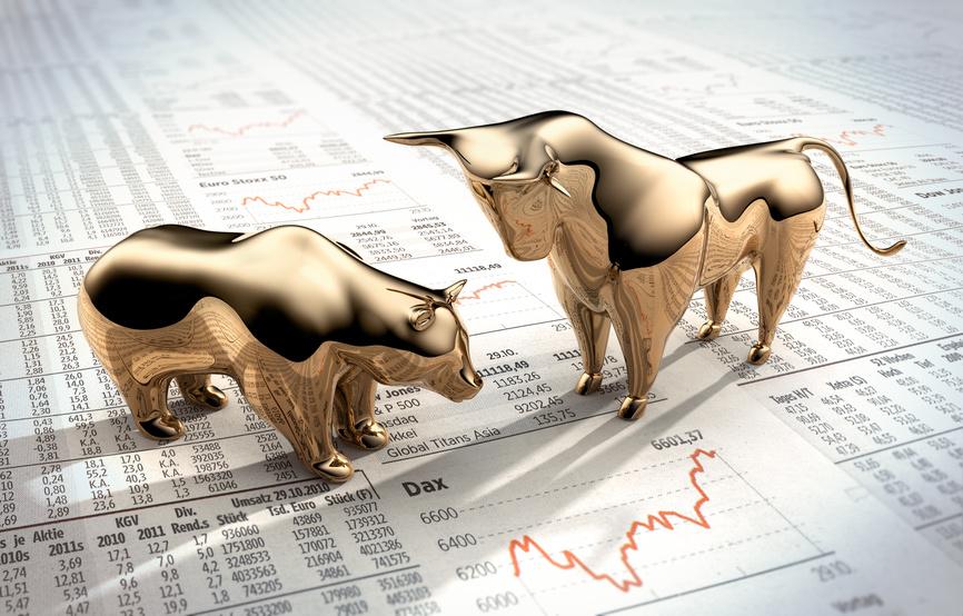 Geld Börse Aktien