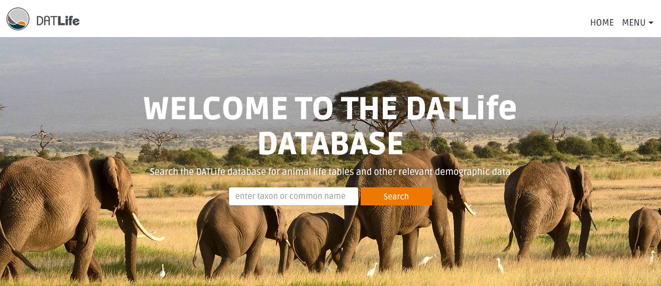 Datenbank zur Alterung im Tierreich