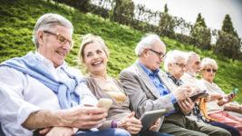 Vielfalt des Alterns